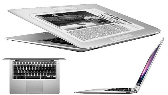 Kindle + MacbookAir = What I really want for Christmas