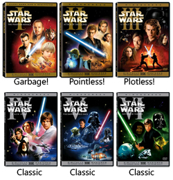 star wars prequels explained